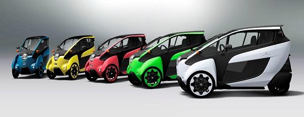 Toyota i-Road_Otomobiltutkunu