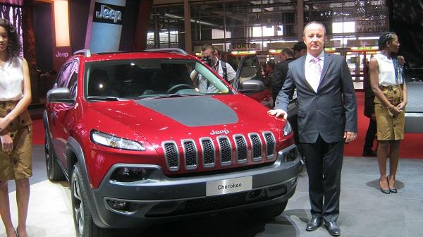 Yeni Jeep Cherokee_Mahmut Karacan_Jeep Otomobiltutkunu