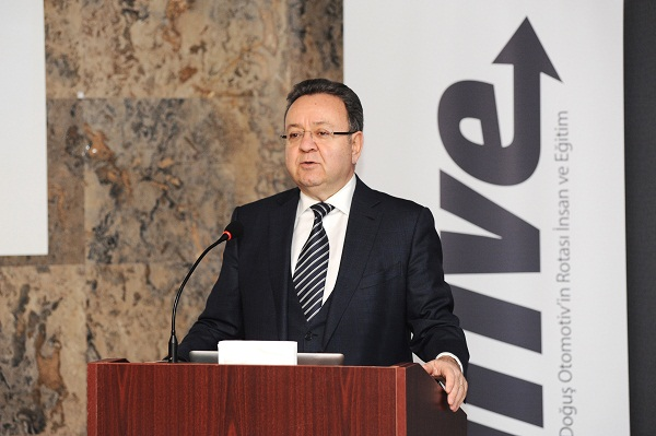 ACLAN ACAR_Doğuş Otomotiv Yönetim Kurulu Başkanı Aclan Acar