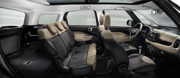 Fiat 500L Living popstar