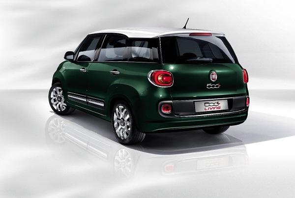 Fiat 500L Living_Fiat_Tofas_Birmot_Otomobiltutkunu