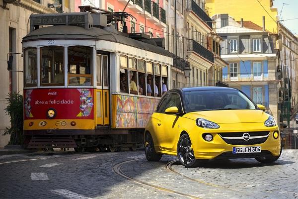 OPEL ADAM_Otomobiltutkunu_Opel Turkiye
