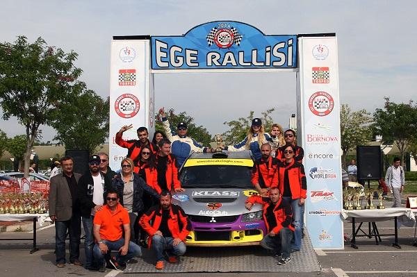 Türkiye Ralli Kadınlar Birincisi Simin Bicakcioglu_Otomobiltutkunu