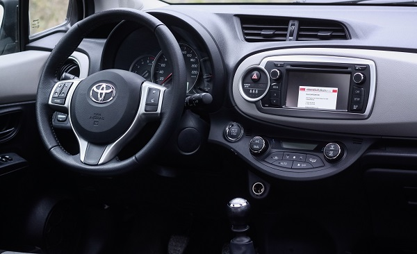 Toyota Yaris Test