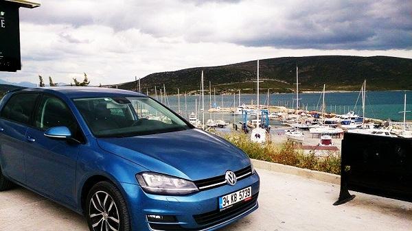 VW GOLF 7 TDI TEST