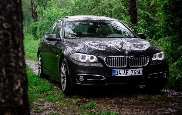 BMW 520 Test_BMW 520 Haber