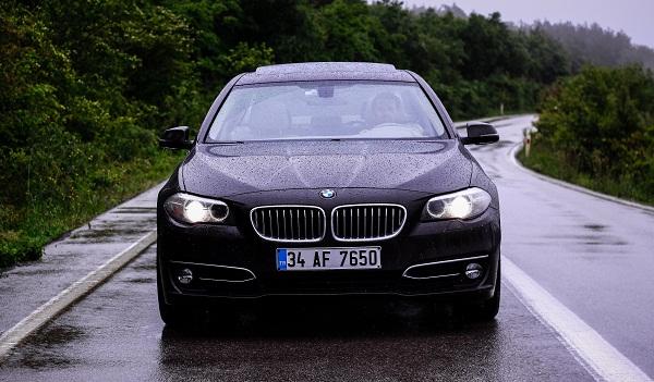 BMW 520 Test_BMW 520 Haber_BMW 520i Test