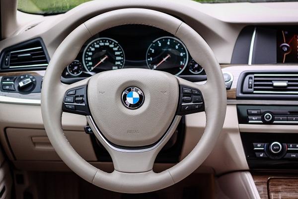 BMW 520i 1.6 Test