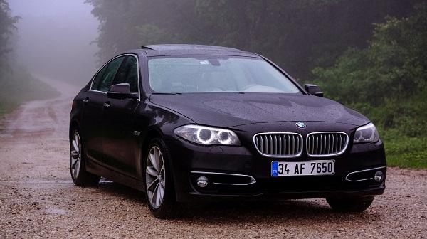 BMW 520i Test_BMW 520i 1.6T