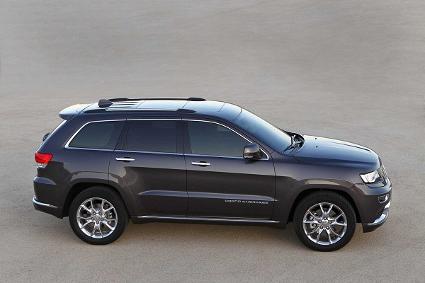 Grand Cherokee_Jeep_Otomobiltutkunu_Jeep Grand Cherokee Test