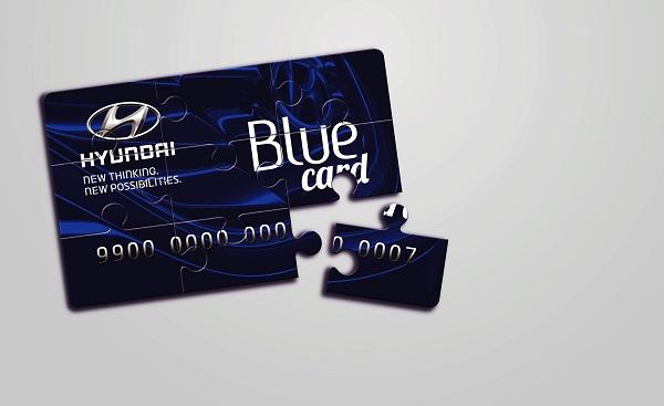 Hyundi Blue Card_Otomobiltutkunu