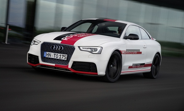 Audi RS 5 TDI concept Otomobiltutkunu