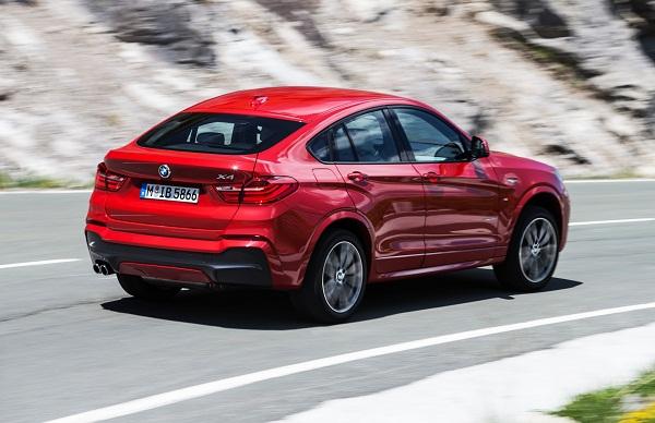BMW X4_NEW BMW X4_YENİ BMW X4_BMW X4 TEST_OTOMOBİLTUTKUNU_BORUSAN OTOMOTİV