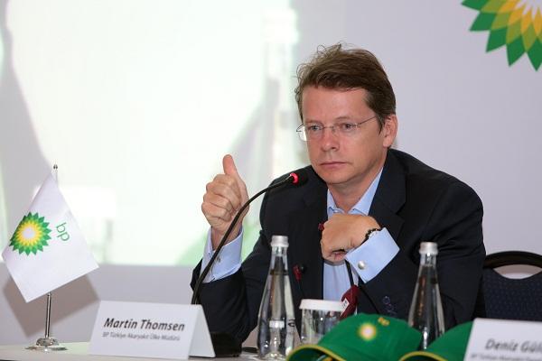 BP Turkiye Akaryakit Ulke Muduru Martin Thomsen_Otomobiltutkunu