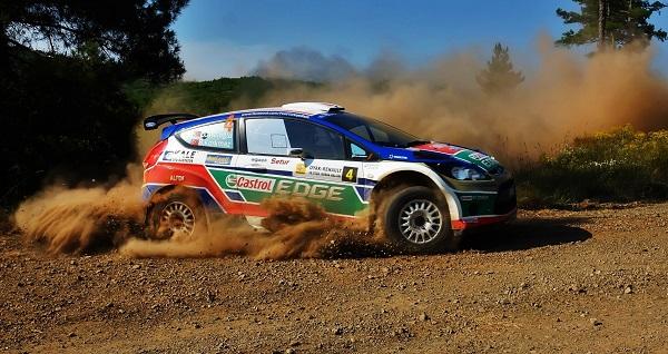 Castrol Ford Team Turkiye_Yesil Bursa Rallisi 2014_Otomobiltutkunu
