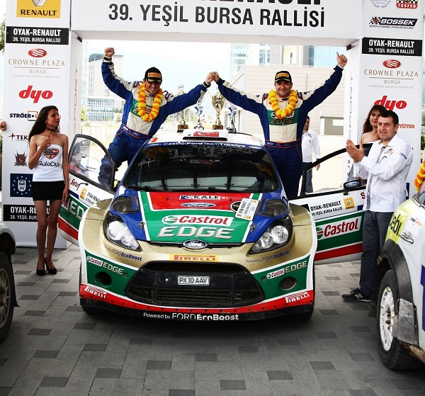 Castrol Ford Team Turkiye_Yesil Bursa Rallisi_Otomobiltutkunu
