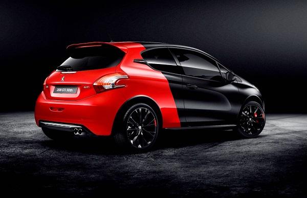 208 GTi_208 GTi30th_Peugeot_Turkiye_Otomobiltutkunu_2014 208 GTi