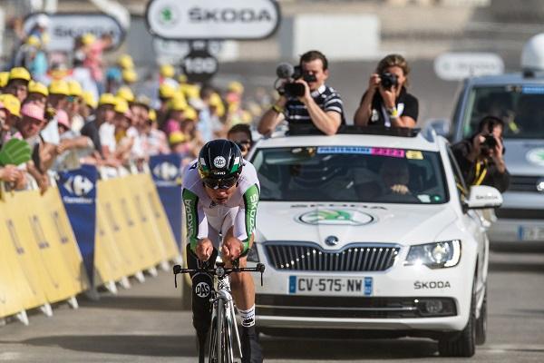 Tour de France 2013, SKODA-AUTO, a.s._Otomobiltutkunu