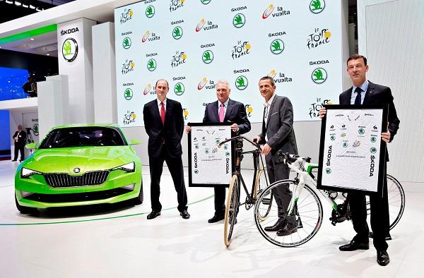 Le Tour France_Skoda_WeLoveCycling_Tour de France