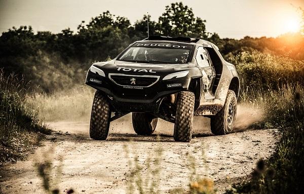 Peugeot 2008 Dakar_Otomobiltutkunu