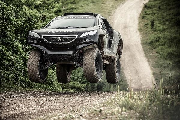 Peugeot 2008 Dakar_Otomobiltutkunu_Total