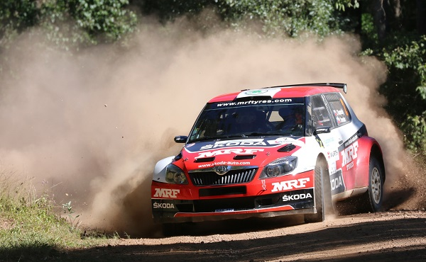 Queensland Rally_Skoda Fabia Super 2000