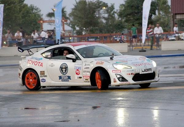 Toyota GT86_Drift