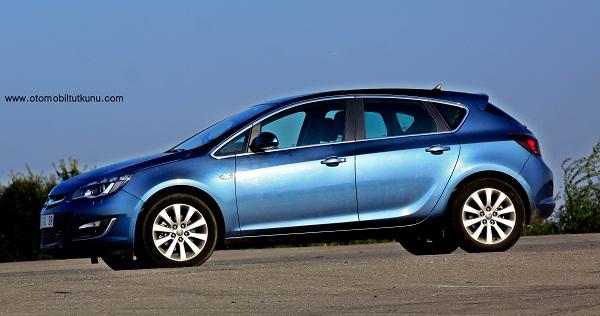 Astra Test_Dizel Test_Opel Astra Test_CDTI_New Astra Test_Otomobiltutkunu