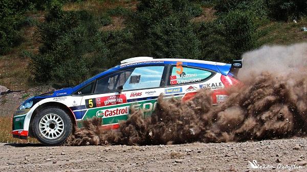 Castrol Ford Team Turkiye_MuratBostanci_BosphorusRally_Otomobiltutkunu