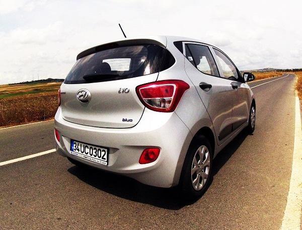 Hyundai i10 Test Hyundai-i10 LPG Test