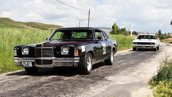 Ihlara rallisi_Klasik Otomobil_Classic Car_Otomobiltutkunu