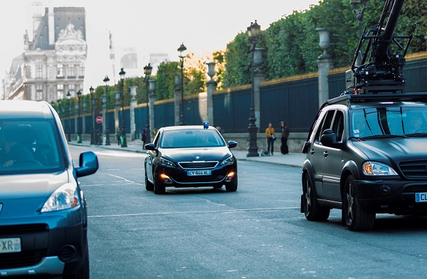 Luc Besson Lucy Peugeot 308