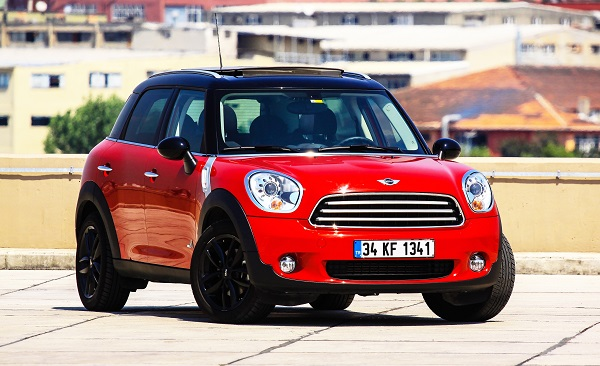 Mini Cooper Countryman All4 Test Otomobiltutkunucom