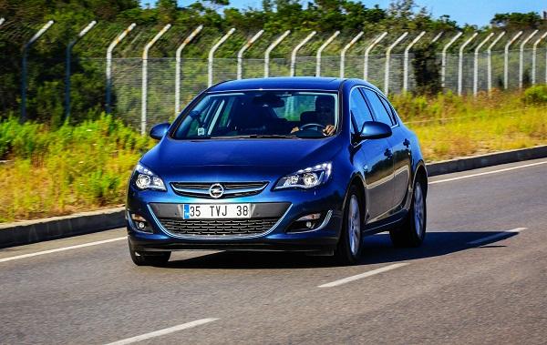Opel Astra Test_Dizel Test_CDTI_New Astra Test_Otomobiltutkunu