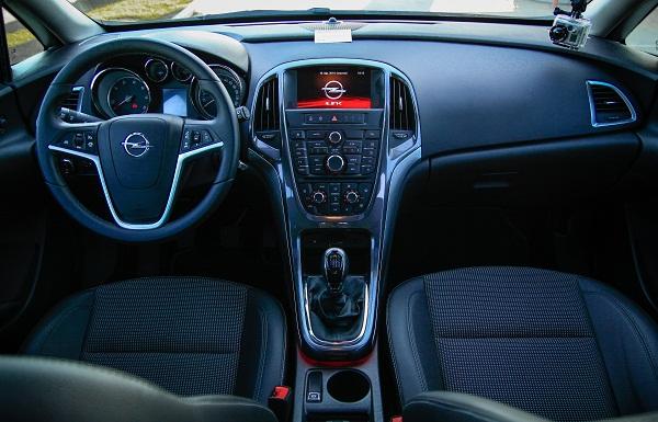 Opel Astra_Dizel Test_CDTI_New Astra Test_Otomobiltutkunu