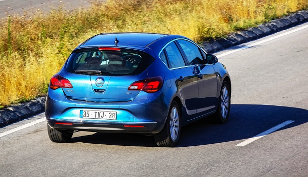 Opel Astra_Dizel Test_CDTI_New Astra Test_Otomobiltutkunu_Astra Photo