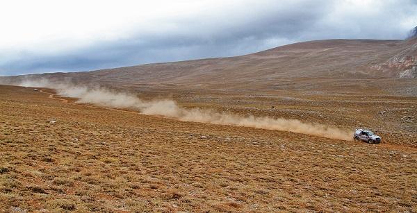 TransAnatolia Rally Raid_Mitsubishi