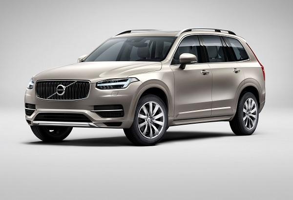 Volvo XC90 Momentum_Volvo Cars_Yeni XC90 D5 AWD Momentum_Otomobiltutkunu