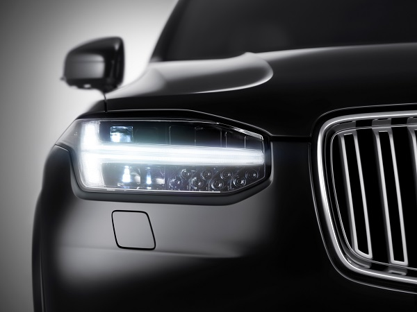 Yeni Volvo XC90