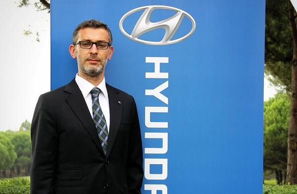 Hyundai Assan Pazarlama Genel Mudur Yardımcısı Mehmet Akın_Otomobiltutkunu