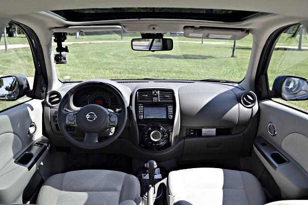 Micra Test_Nissan Micra Test_Otomobiltutkunu