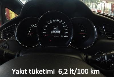 Kia pro_cee?d GT_ProCeed GT Test_GT Test_Kia ProCeed_Otomobiltutkunu_Benzin Yak?t Degerleri_Yen