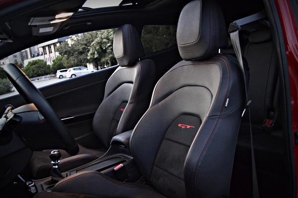 Kia pro_cee'd GT_ProCeed GT Test_GT Test_Kia ProCeed_Otomobiltutkunu_GT Kia pro cee'd_Spor Otomobil_Turbo_Recaro seat