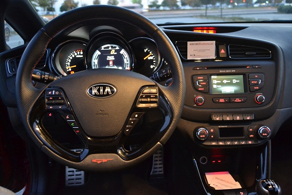 Kia pro_cee'd GT_ProCeed GT Test_GT Test_Kia ProCeed_Otomobiltutkunu_GT Kia pro cee'd_Spor Otomobil_Turbo_Recaro seat_Test