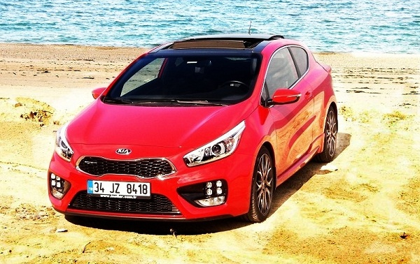 Kia pro_cee'd GT_ProCeed GT Test_GT Test_Kia ProCeed_Otomobiltutkunu_Michelin Tyres_Recaro Seats_Test Driver_New Kia