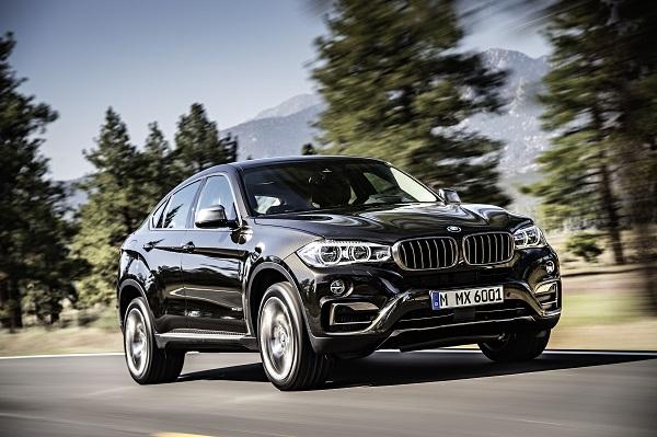 Yeni BMW X6