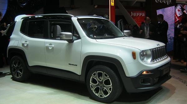 Jeep Renegade_Jeep Otomobiltutkunu_Cenevre_Geneva