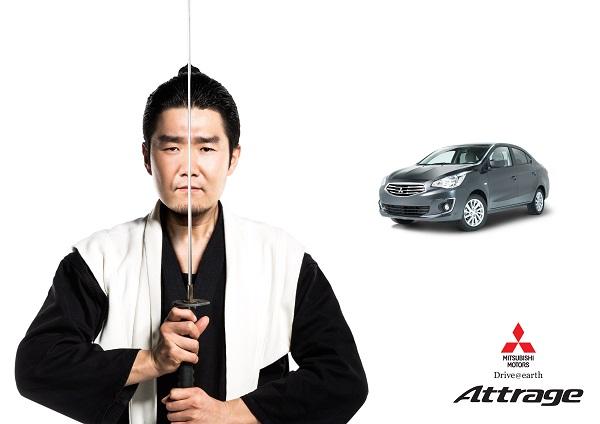Mitsubishi_Attrage_Samuray_Etkisi_Mitsubishi Motors_Otomobiltutkunu