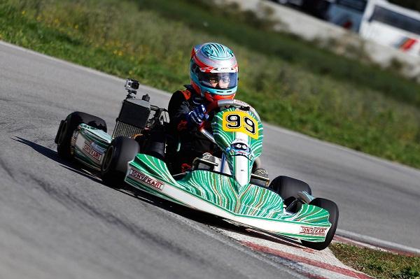 Senior1-Mert-Dalkiran_2014 Turkiye Karting Sampiyonası