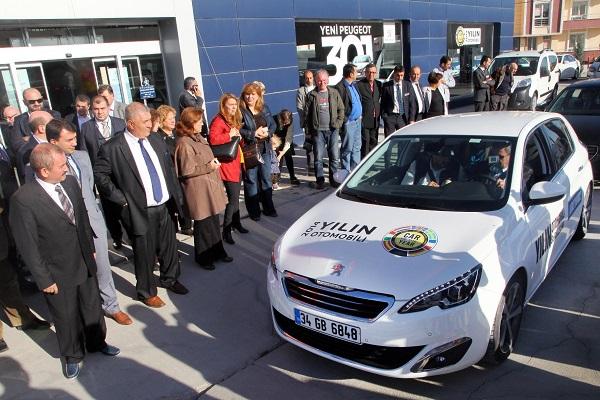 2014 Yılın Otomobili Peugeot 308